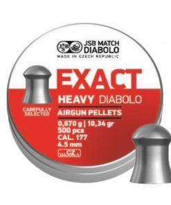 Diablo JSB EXACT kal.4,52/500
